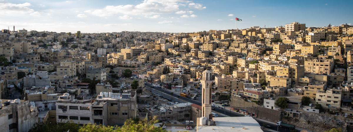 Roundtrip flight Toronto - Amman for $609