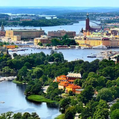 Montreal to Stockholm flights