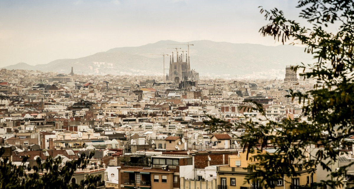 Roundtrip flight Montreal - Barcelona for $616