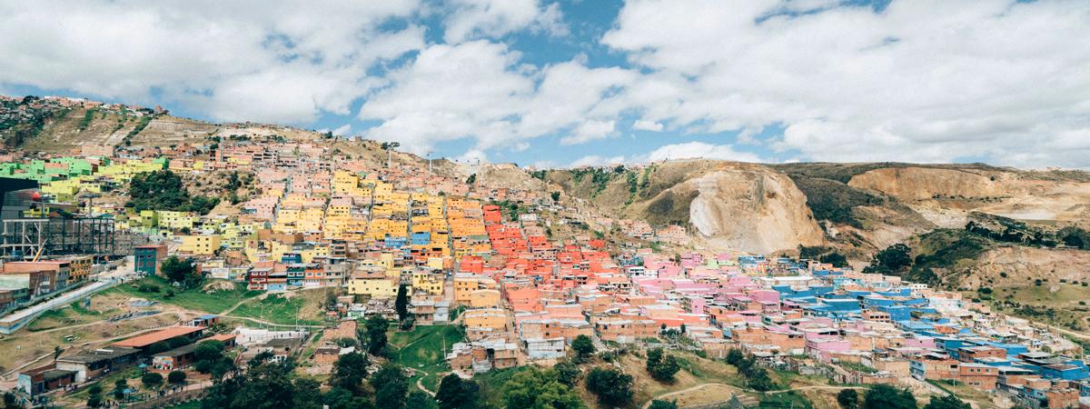 Roundtrip flight Los Angeles - Bogota for $251