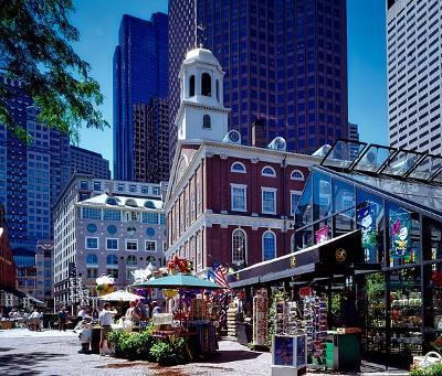 Toronto to Boston flights