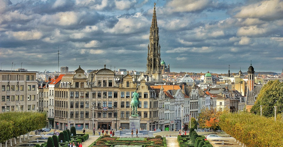 Roundtrip flight Toronto - Brussels for $492