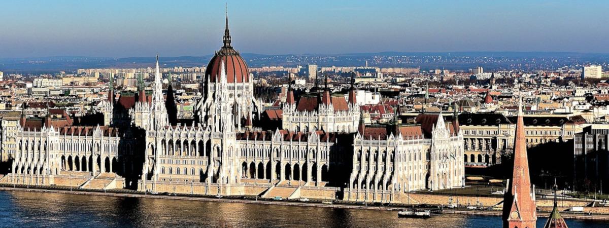 Vols aller-retour Bruxelles - Budapest pour 51€
