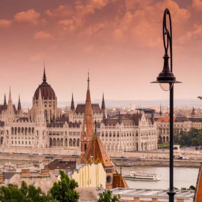 Paris to Budapest flights