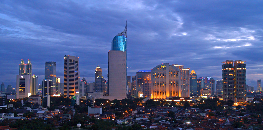 Roundtrip flight Quebec City - Jakarta for $830