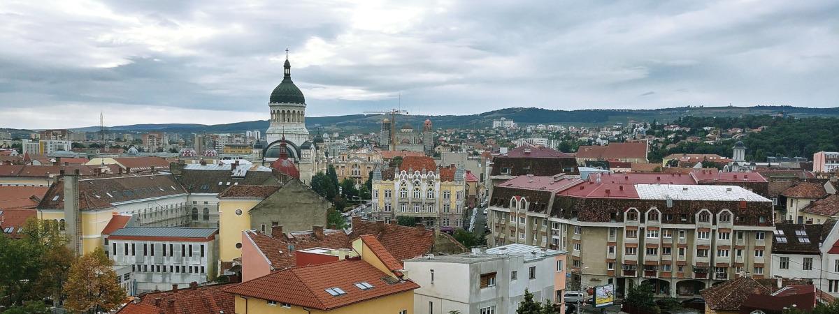 Roundtrip flight Montreal - Cluj-Napoca for $617