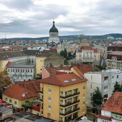 Vols Montréal Cluj-Napoca