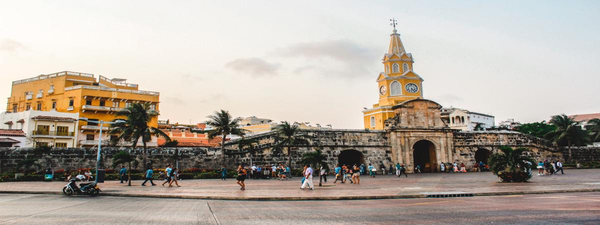 Roundtrip flight Los Angeles - Cartagena for $260