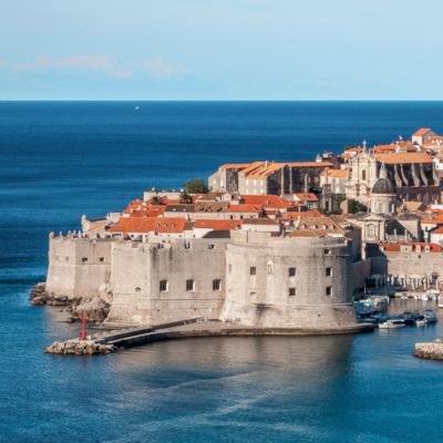 Vols Montréal Dubrovnik