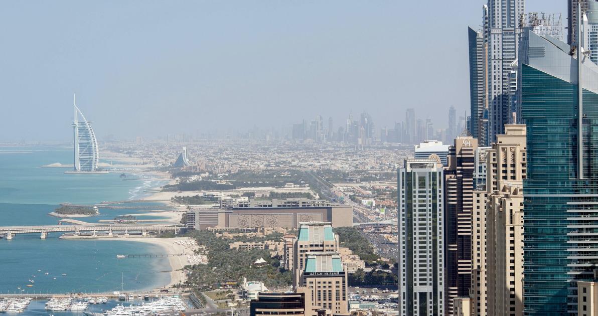 Roundtrip flight Quebec City - Dubai for $823