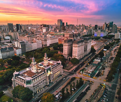 Paris to Buenos Aires flights