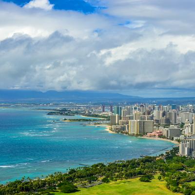 Washington to Honolulu flights
