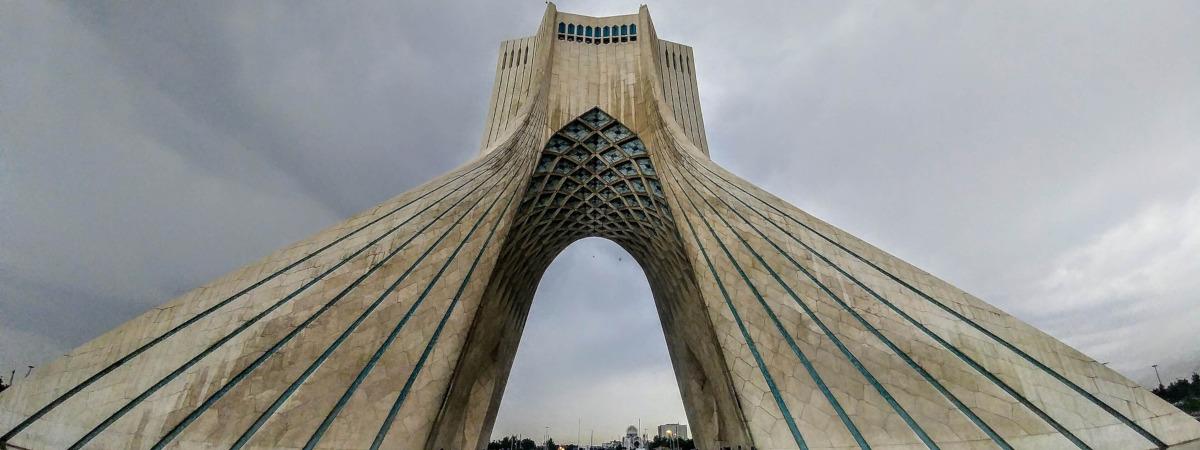 Roundtrip flight Toronto - Tehran for $748