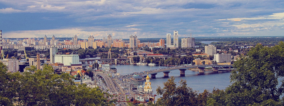 Roundtrip flight Toronto - Kiev for $765 in MAY-JUL