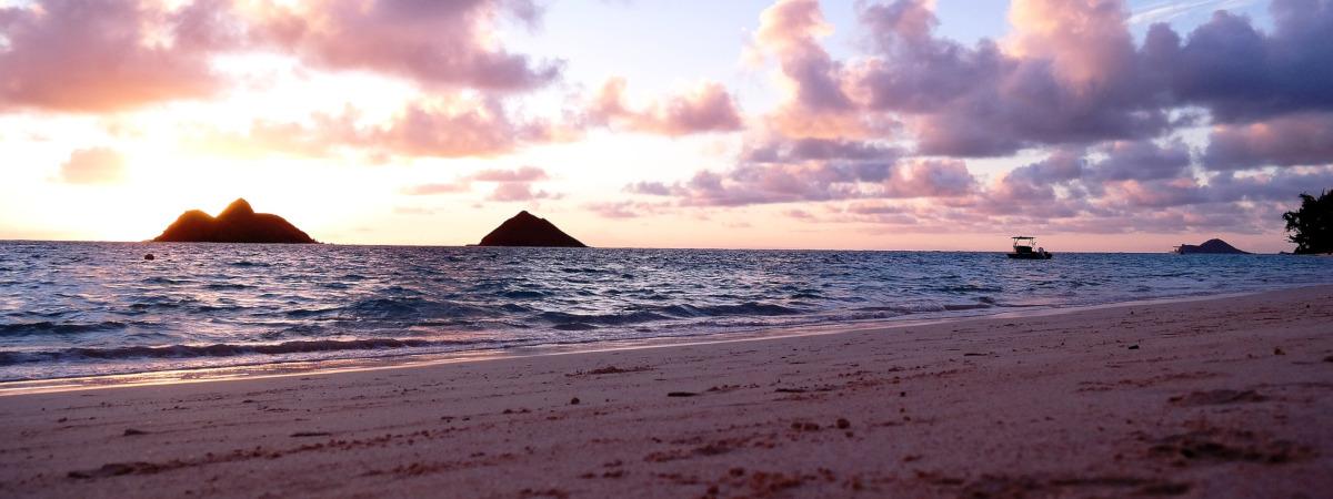 Roundtrip flight Dallas - Kailua-Kona for $460 in AUG-SEP