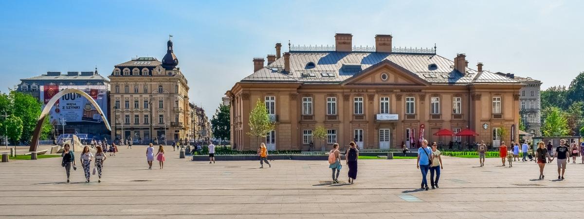 Vols aller-retour Bruxelles - Cracovie pour 54€