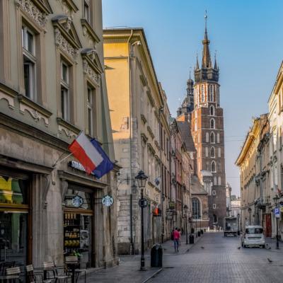 Vols Charleroi Cracovie