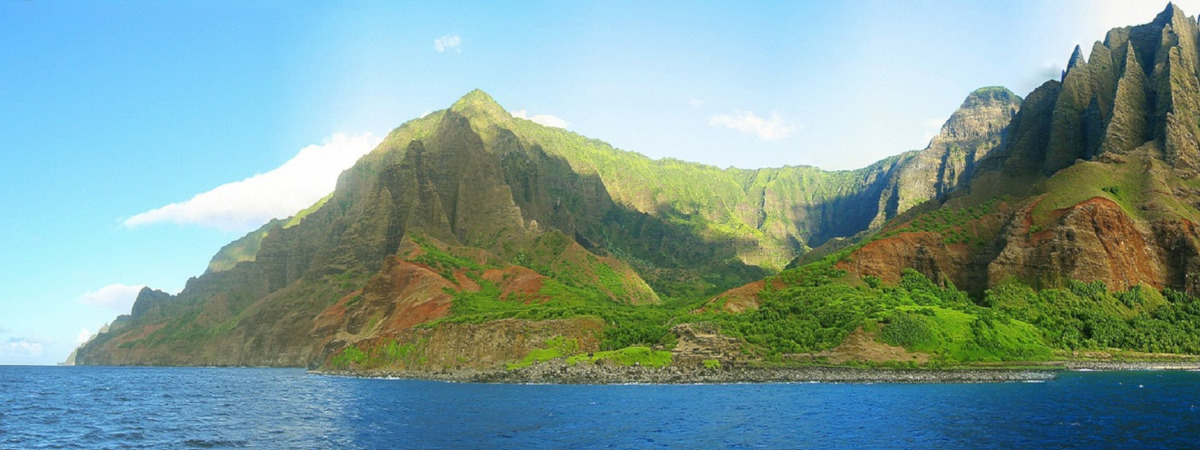 Roundtrip flight Fort Lauderdale - Kauai for $422
