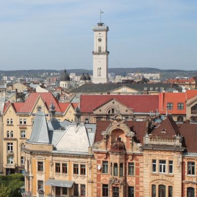 Toronto to Lviv flights