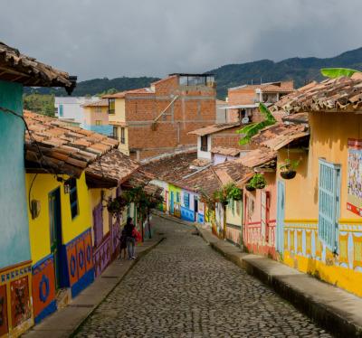 Detroit to Medellín flights
