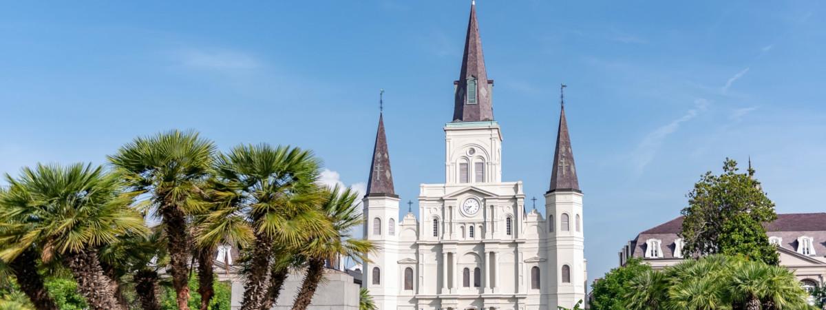 Roundtrip flight Boston - New Orleans for $67