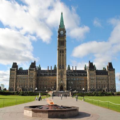 Vancouver to Ottawa flights