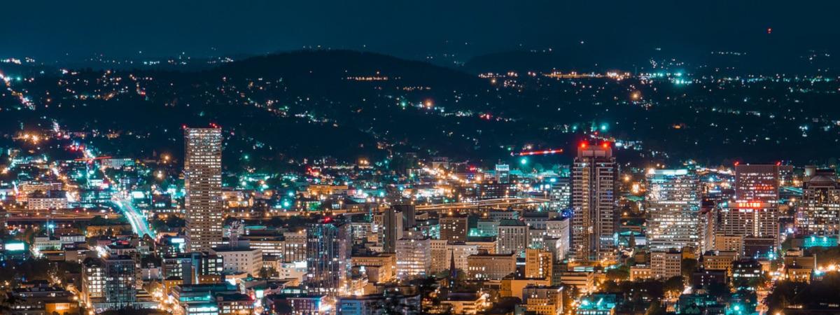 Roundtrip flight Cincinnati - Portland for $197