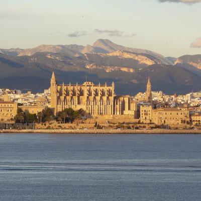 Vols Nantes Palma de Majorque
