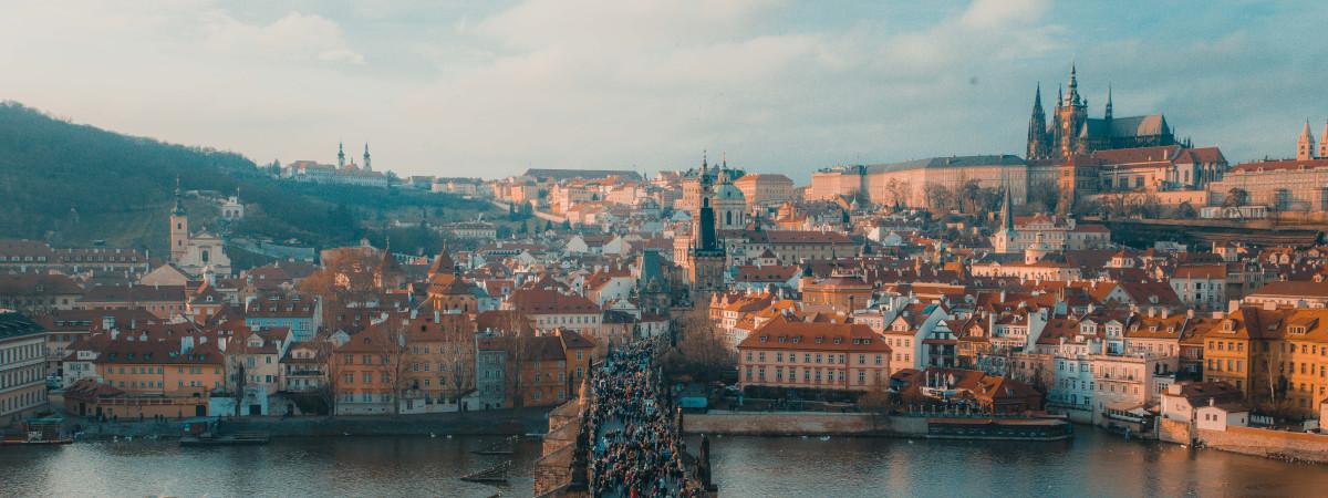 Vols aller-retour Charleroi - Prague pour 15€