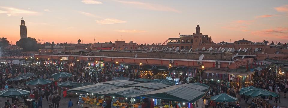 Roundtrip flight Toronto - Marrakesh for $668