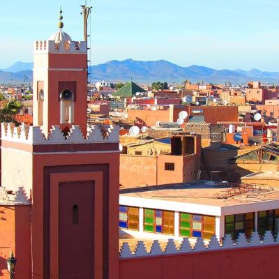 Calgary to Marrakesh flights