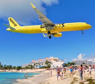 Newark to St. Maarten flights