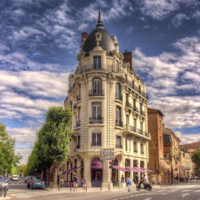 Vols Paris Toulouse