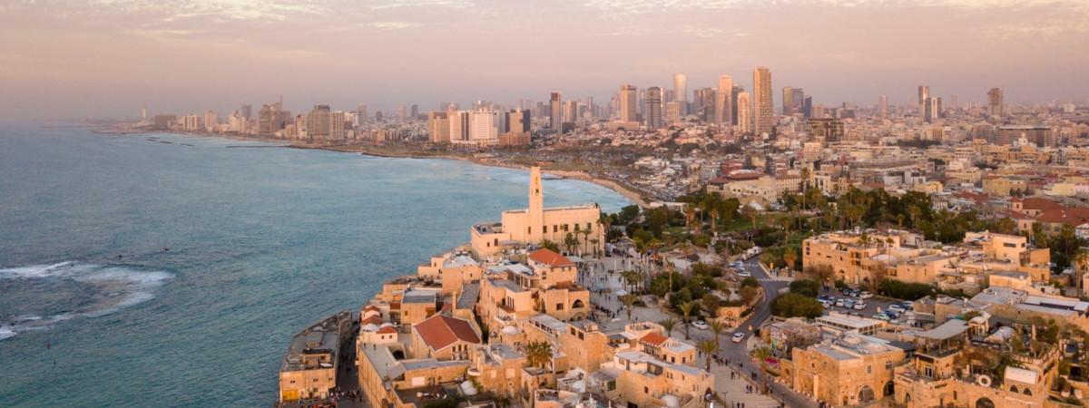 Roundtrip flight Dallas - Tel Aviv for $681 in SEP-NOV