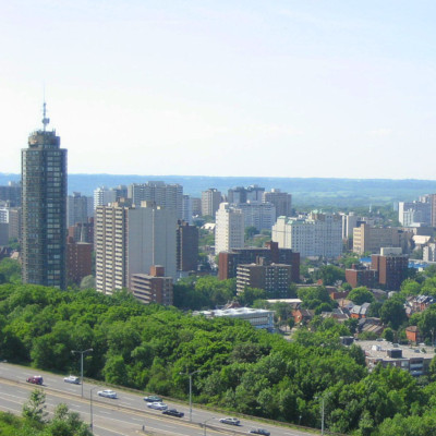 Edmonton to Hamilton flights