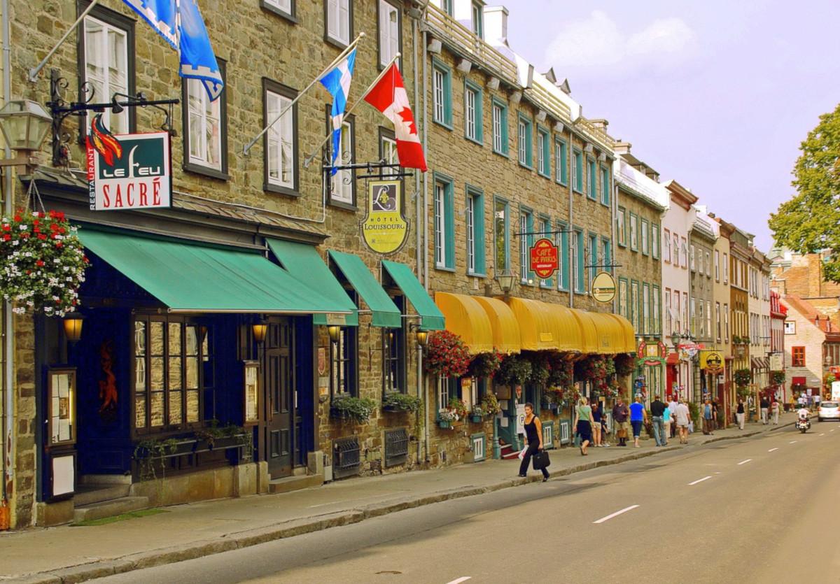 Vols aller-retour Montréal - Québec pour 124$