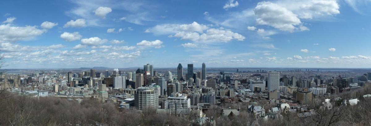 Roundtrip flight Toronto - Montreal for $85