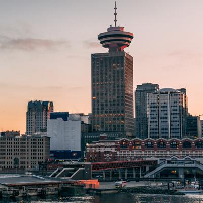 Toronto to Vancouver flights