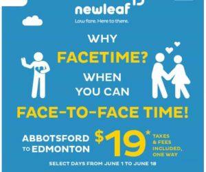 NewLeaf Cheap Flights