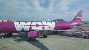 Review WOW air: vols Montréal-Europe pour pas cher