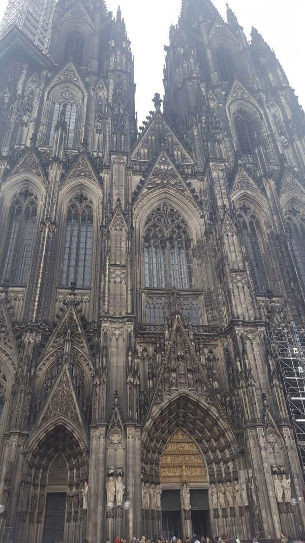 récit voyage Cologne