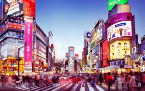 Billet d'avion pas cher Tokyo de Montréal