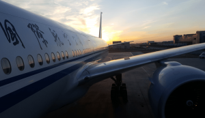 Review Air China: Vol Montréal-Chine pour 497$ aller-retour