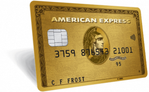 American Express Or : 25 000 points Aéroplan pour 150$