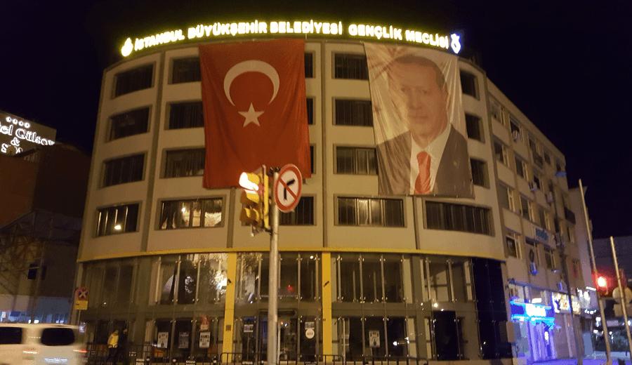La Turquie… via l'Europe