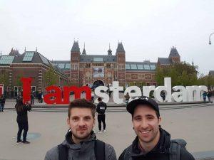 Passage éclair à Amsterdam et Cologne