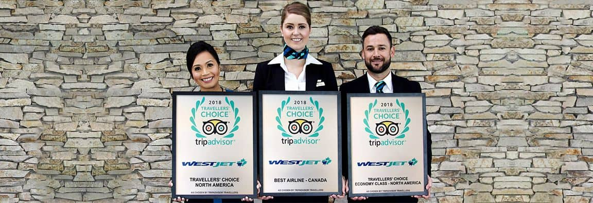westjet vs air canada