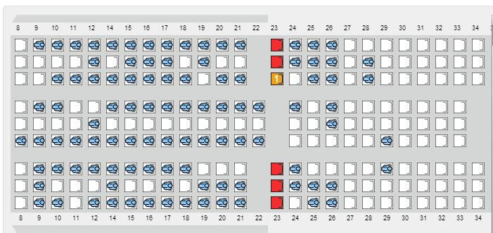 Pourquoi vous ne devriez jamais payer pour choisir vos sièges