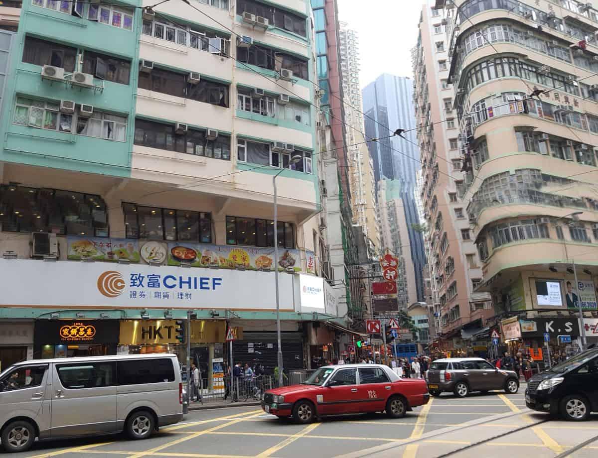 Récit voyage Hong Kong