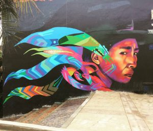Comment le Street Art réforme l'image de la Colombie